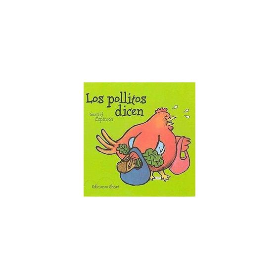 Los pollitos dicen/ The chicks say (Board)