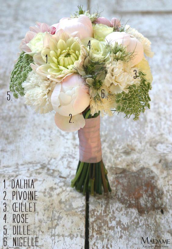 bouquet de mariee rose la mariee aux pieds nus a faire pinterest beautiful mariage et fleur. Black Bedroom Furniture Sets. Home Design Ideas