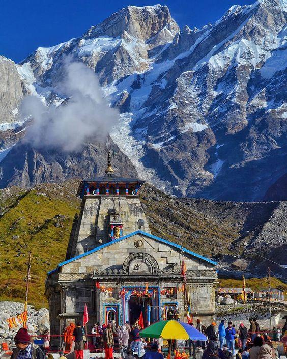Kedarnath Temple Uttarakhand