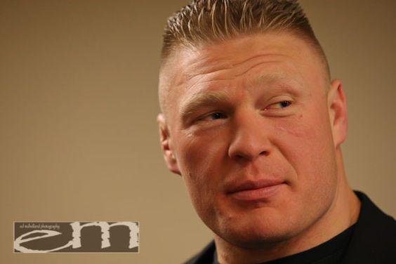 Cool MMA: Brock Lesnar at the ESPN Studios Check more at http://mensfadehaircut.com/mma-brock-lesnar-at-the-espn-studios/:
