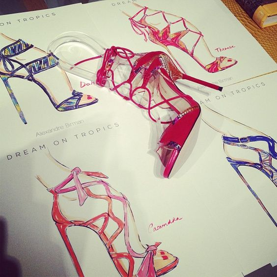 F'LOVE these!  officialstyledotcom: Sexy heels... | Kate Walsh: Official Website