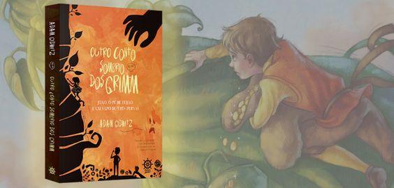 #DicaDeLivro - Outro conto sombrio dos Grimm publicado pela Galera Junior - Grupo Editorial Record