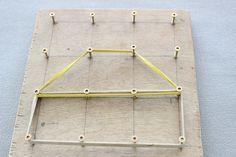 DIY Geometriebrett