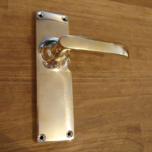 真鍮ドアノブセット608 ドアノブ 玄関ドア 鍵 ドアノブ 鍵