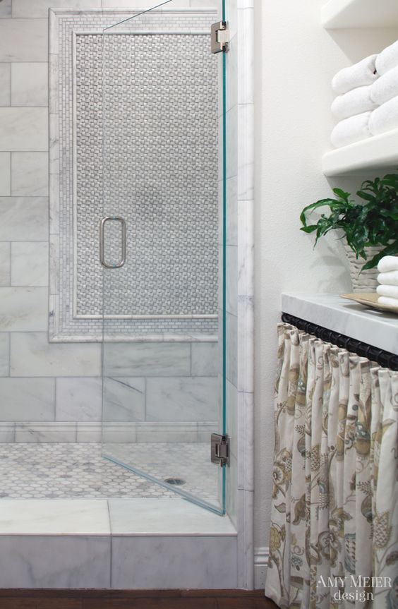 Amy Meier Design- San Diego, CA Bathroom Renovation. Jo Malone London Body & Hand Wash (In case you need it!)