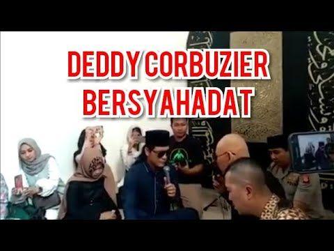 Detik Detik Deddy Corbuzier Mualaf Dipandu Gus Miftah Youtube Dengan Gambar Agama Video Berita