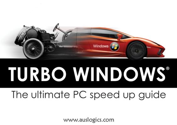 Turbo windows-the-ultimate-pc-speed-up-guide