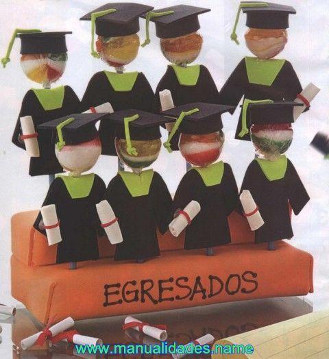 Ideas originales para graduaciones