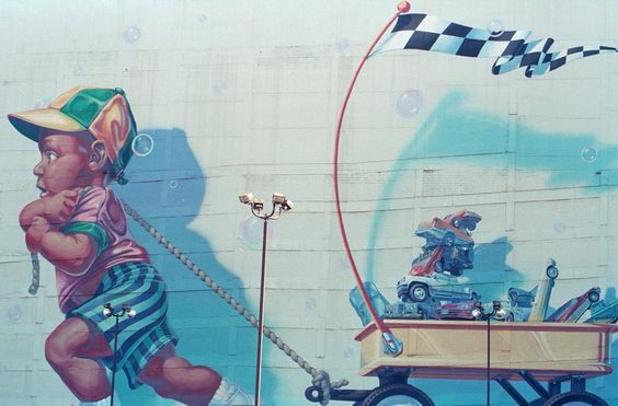 Mural in downtown Dallas.  #mural #dallas #texas #art #publicart #painting #travel #tourism #walkingtour