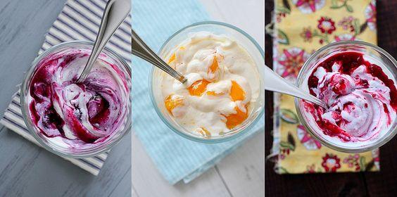 yogurt mix ins