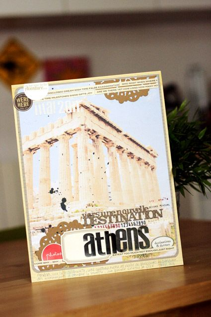 Athens page