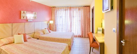 #Hotel Serhs Natal Grand #Resort   · 114 Spacious Family Rooms: With sea view and balcony. For families up to 4 people (2 adults + 2 children), Book now at http://www.hotelurbano.com.br/resort/hotel-serhs-natal-grand-resort/787