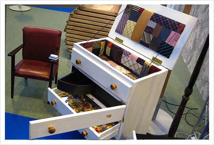 Upcycling Ideas For Stylish Furniture And Interiors