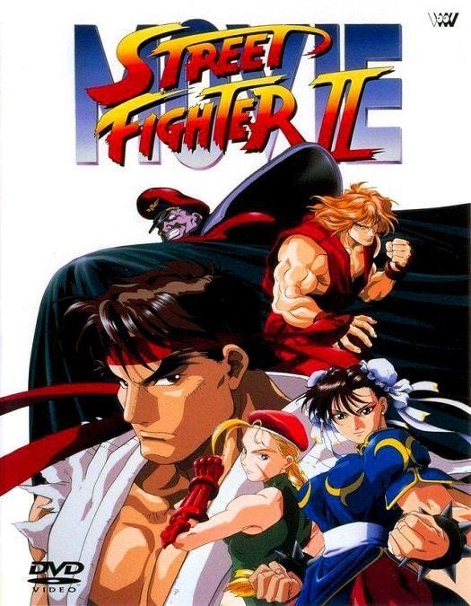 Baixar Street Fighter Ii O Filme Dublado E Online Street