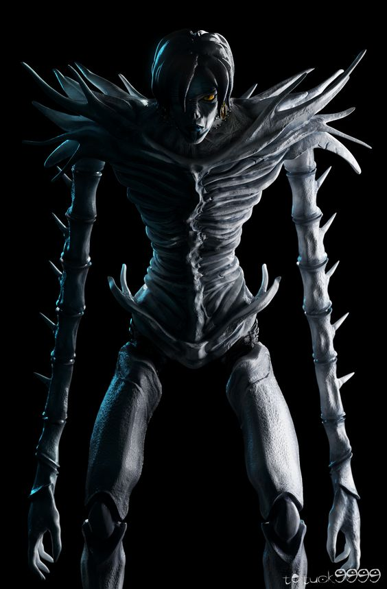 death note rem and ryuk - photo #34