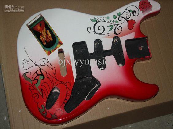Diy guitar - PHOTO!