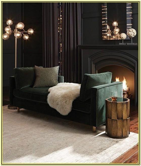 Dark Furniture Living Room Decor Decoracion De Salas Pequenas Sala De Estar De Lujo Habitaciones Negras