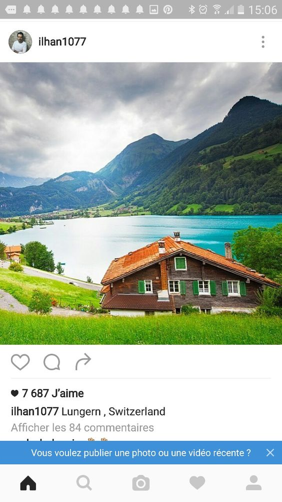 Lungern Suisse