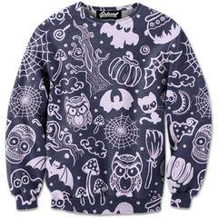 Halloween Night Sweatshirt