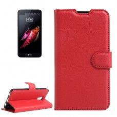 Capinha LG X screen vermelho