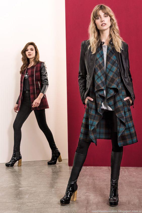 Moda y Tendencias en Buenos Aires : TENDENCIAS DE MODA OTOÑO INVIERNO 2016