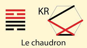 """Résultat de recherche d'images pour """"chaudron hexagramme 50"""""""