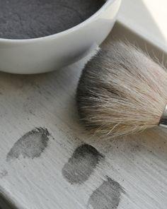 Activities: Make Your Own Fingerprint Powder