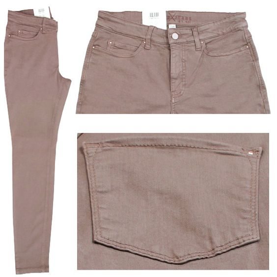 MAC Stretch Damen Jeans / Form: Dream Skinny / Farbe: helleres braun Jeans FarbNr.: 270R / im MAC Jeans Online Shop