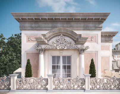 Pinterest the world s catalog of ideas for Classic villa design