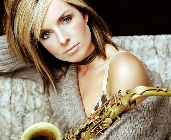 Candy Dulfer -smooth jazz