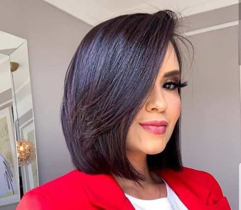 Short Hairstyles For Round Faces With Thick And Thin Hair Do At Home Short Hair Styles For Round Faces Hair Styles Short Hair Styles