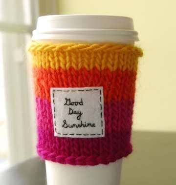 This is cool.  I would like to make them as gifts for my coffee and tea drinking family and friends.