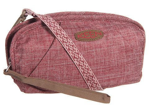 I think this is the answer to my broken zippered wallet... Keen Hazel Wristlet Wallet Oxblood - Zappos.com Free Shipping BOTH Ways