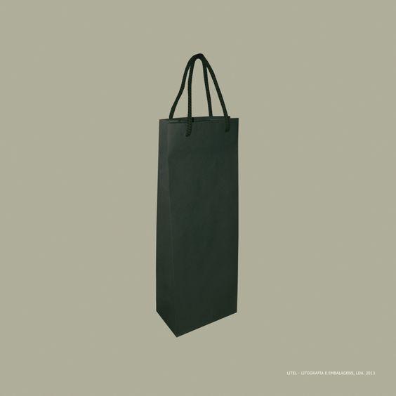 BACUS saco de papel / paper bag / bolsa de papel / sac de papier / papiertaschen