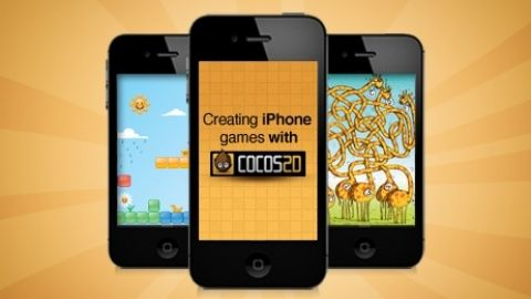Creating iOS games for beginners - Marin Todorov teaches you how to create an iPhone game easily and simply using Cocos2d - $99