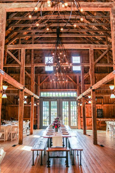 Charming Maine Barn Wedding | Receptions, The o'jays and ...