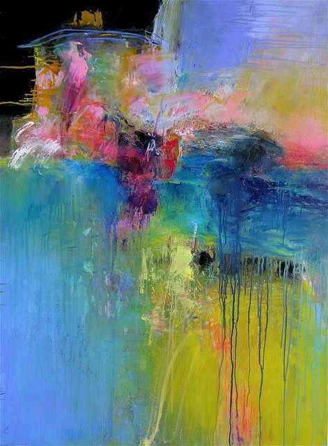 Stricher gerard roy g biv for august 2016 pinterest for Most beautiful abstract art