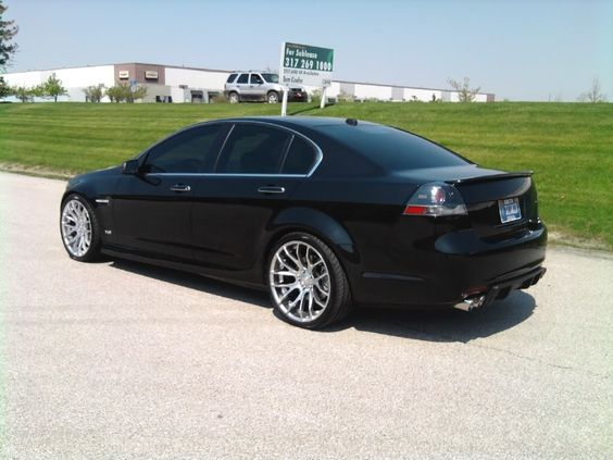 Wheels Aftermarket Wheels And Pontiac G8 On Pinterest