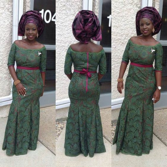 African Lace Styles 2015 : Which Styles Will You Like Most http://maboplus.com/african-lace-styles-2015/: