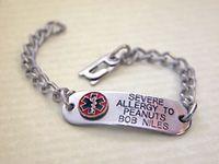 Another medical bracelet idea for Madison