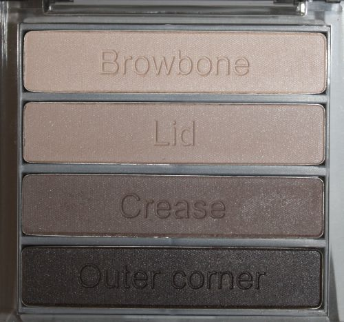 Cargo cosmetics now at lawtons drugs pinterest neutral for Cool neutral color palette
