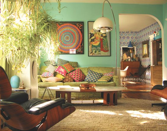 seventies interior - Поиск в Google