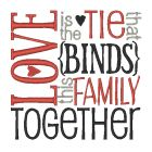 Designs :: Home Decor :: Love Binds