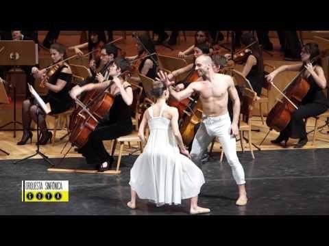 Strauss El Bello Danubio Azul Sinfónica Ciudad De Zaragoza Youtube El Danubio Azul Música De Baile Danza Acrobática