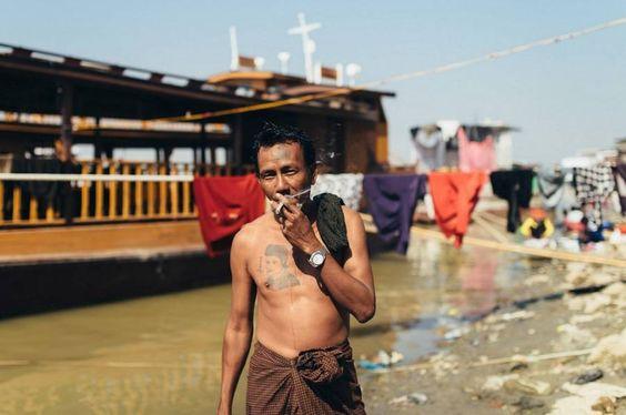 Wonderful Portraits of People in Myanmar – Fubiz Media