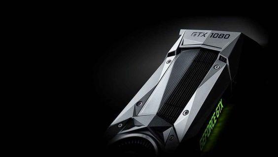 NVIDIA GeForce GTX 1080 Ekran Kartı
