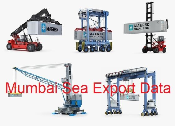 Our Company Provides Trusted Mumbai Sea Export Data Along With The