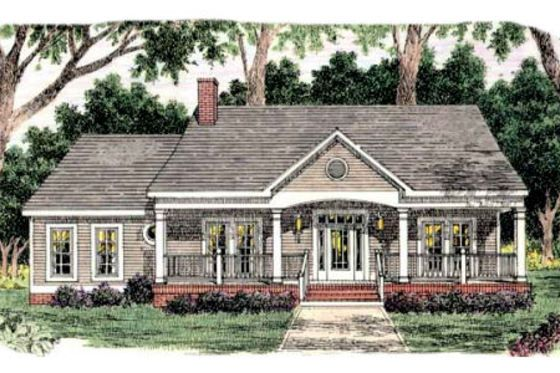 House Plan 406-263