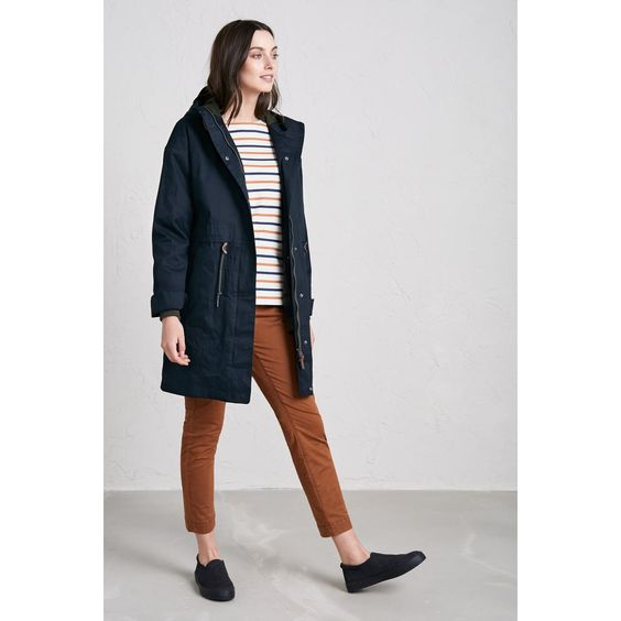Polperro 3 Season Coat