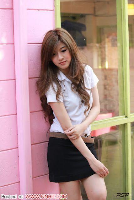 น้องพลอย: Hot Asian Girls, Thai School Girls, Sexy Thai